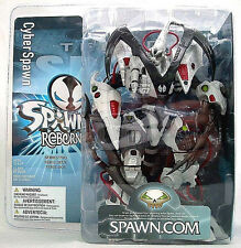 McFarlane Toys Spawn Reborn Series 2 Cyber Spawn Action Figure 2006