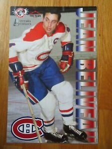 Ottawa Citizen OTTAWA 67's JEAN BELIVEAU No. 4 MONTREAL CANADIENS Poster