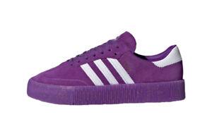 adidas x TfL SambaRose W Size 8.5 Purple RRP £75 Brand New EE7275 LAST PAIR RARE