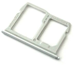 OEM UNLOCKED LG K31 LM-K300QM REPLACEMENT SILVER MICRO SD SIM CARD TRAY