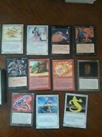 MTG / MAGIC Lot 84 cartes différentes Edition Renaissance (EN VF), 36 Uncos/ 48C
