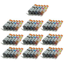 50 Ink Cartridge for PGI-525 Canon Pixma IX6550 MG5150 MG6150 MX895 MX885 MX715