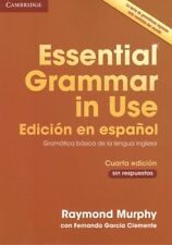 (-KEY+CD).(SP)/ESSENTIAL GRAMMAR IN USE (ED.ESPAÑOLA.4A.16)
