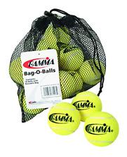 Gamma Bag of Pressureless Tennis Balls - Sturdy & Reuseable Mesh Bag with for -