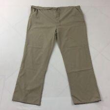 M & M Scrubs pants medical Light Brown unisex Large  E74