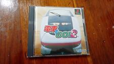 Densya De Go! / By Train 2 (Sony PlayStation / PS1 / PSX) *NTSC-J