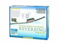 Bachmann E-Z Track Nickel Silver E-Z Track Auto-Reversing System N Scale