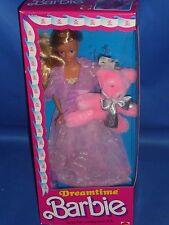 ♥ NRFB TOP 80-er Super Star Ära vintage 1984 Dreamtime Barbie Bär Teddy Teddybär