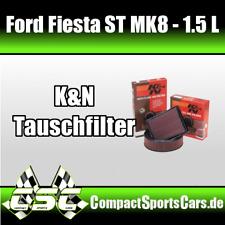 K&N Luftfilter für Ford Fiesta ST 1.5T MK8 - Sportluftfilter
