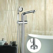 Bathtub Shower Head Faucet Set Free Stand Bathrooms Waterfall Mixer Tap Faucets