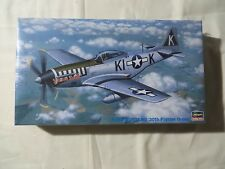 Hasegawa 1:48 1/48 P51D mustang 20th Fighter Group SEALED 09198 JT138 Model Kit