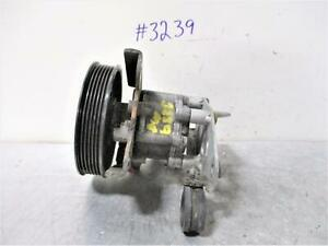 1997 BMW 528I 2.8L ENGINE POWER STEERING PUMP ASSEMBLY  97 98