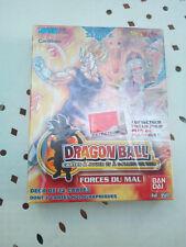 DRAGON BALL Z - Deck 32 cartes Série 4 - Force du mal