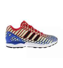 Adidas ZX Flux Xeno Running Shoes Reflective Glow Road Mens AQ4533 Size 10M