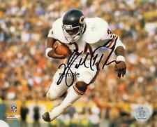 WALTER PAYTON REPRINT 8X10 AUTOGRAPHED SIGNED PHOTO PICTURE CHICAGO BEARS RP