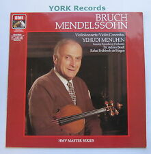 EG 29 0491 1 - MENDELSSOHN / BRUCH - Violin Concertos MENUHIN - Ex Con LP Record