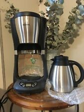 Marquis Kahve 8 Cup Stainless Steel Drip coffee maker Rare Brand New