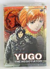 YUGO THE NEGOTIATOR PAKISTAN 01 NEW SEALED DVD IN CASE & BOX DYG/001 ADV FILMS