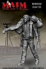 Kit Résine Échelle 1/35 post apocalyptique guerriers (i got you Bro)