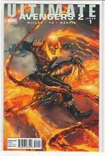 Ultimate Avengers 2 #1 Ghost Rider Lenil Yu variant 9.4