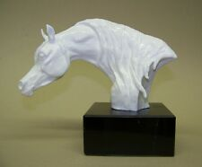Arabian Horse Head bust, sculpture, trophy