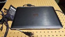 1 DELL LATITUDE E6420 C0RE i5 2410M 4GB RAM 320GB HDD LOADED WITH WIN 7 PRO
