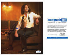 Kenny G Saxaphone Signed Autographed 8x10 Photo EXACT Proof ACOA Authenticated D