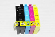Farb-Patronen Set für Epson T1301 T1302 T1303 T1304 T1306 KEIN Original