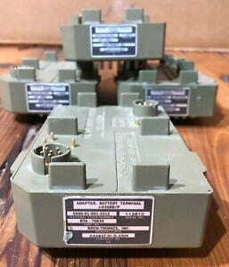 BREN-TRONICS BTA-70834 Adapter Battery Terminal Charger J-6358B/P BB2590S BB390S