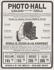 PUBLICITE  APPAREIL PHOTO KODAK 9 x12 PERFECT    AD  1922 - 12Gb