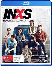 INXS: Never Tear Us Apart [2 Discs] (2014, REGION B Blu-ray New)