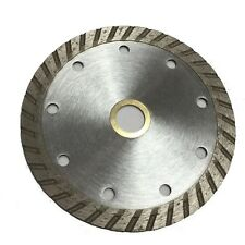 "5 Pack 4.5"" Diamond Saw Blade  Turbo for Cutting Tile,Ceramic,Concret,Stone,"