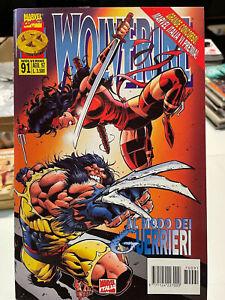 Wolverine n.91 Marvel Italia