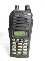 ICOM IC-A14 VHF AirBand Handheld Transceiver IC A14 Avionics  AM and FM