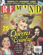 Remind Magazine - Queen of Country - November 2019 NEW