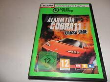 PC  Alarm für Cobra 11 - Crash Time [Green Pepper]