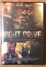 Night Drive (DVD, 2011) • NEW •
