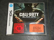 DS juego Call of Duty-Black Ops