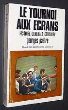 RUGBY TOURNOI AUX ECRANS G. PASTRE HISTOIREDU XV DE FRANCE 1954-1968 V NATIONS