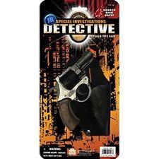 38 Special Detective Cap Gun TOY Police pistol Revolver Edison Giocattoli ITALY