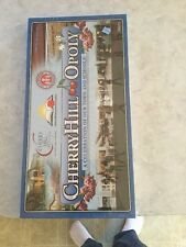 Cherry Hill New Jersey High School Board Game Sealed Town Rare