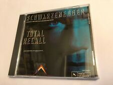 TOTAL RECALL (Jerry Goldsmith) OOP 1990 Varese Soundtrack Score OST CD EX