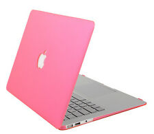Matte Hard Shell Smart Cases Covers for Apple Macbook Pro 13 15 Retina Air 11 13
