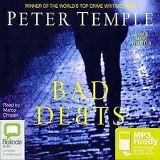 Peter TEMPLE / BAD DEBTS (1st Jack Irish Thriller)       [ Audiobook ]