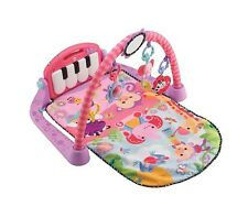 New In Box Fisher-Price Baby Discover 'n Grow Kick and Play Piano Gym Pink !!!