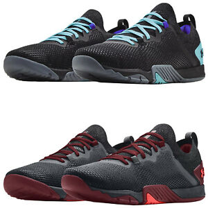 Under Armour Mens TriBase Reign 3 Trainers Gym Workout Weightlifting Shoes UA