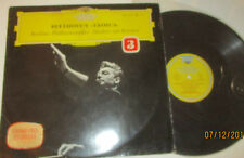 "12"" LP Vinyl Berliner Philharmoniker H.v.Karajan  ""Beethoven, Eroica"" Grammophon"
