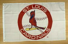 St. Louis Cardinals 3x5 ft Flag Banner MLB Retro Vintage Throwback