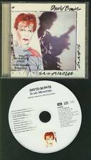 DAVID BOWIE Scary Monsters 1999 24 BIT REMASTER EMI HOLLAND