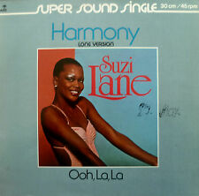 "12"" 1978 MAXI KULT IN VG+++-! SUZI LANE : Harmony"